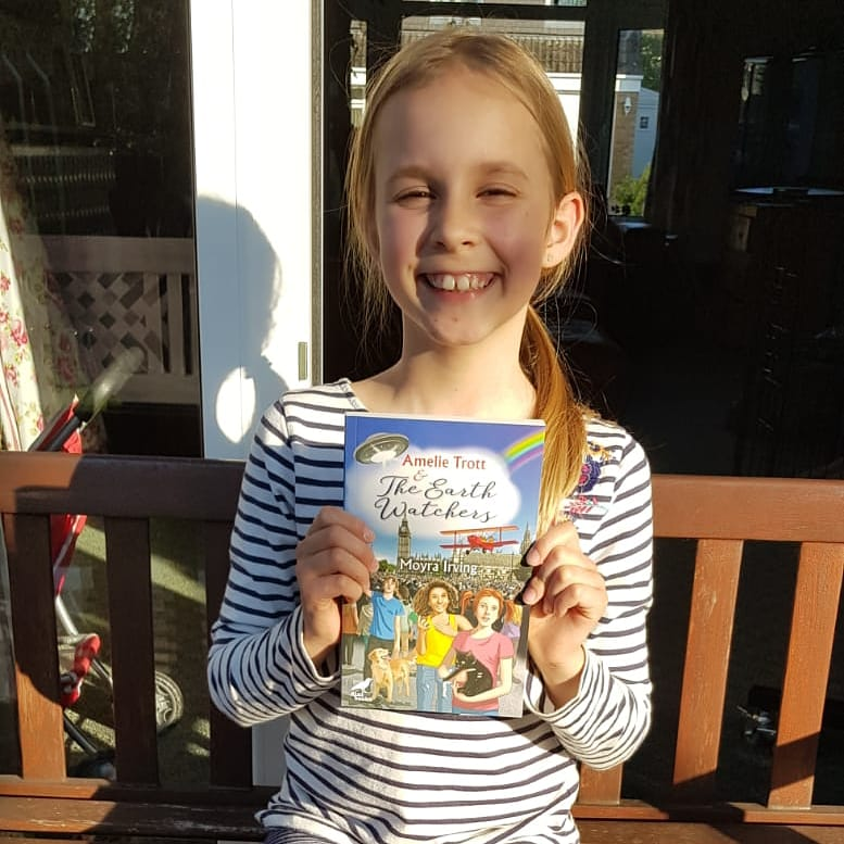 Amelie Trott Book Review