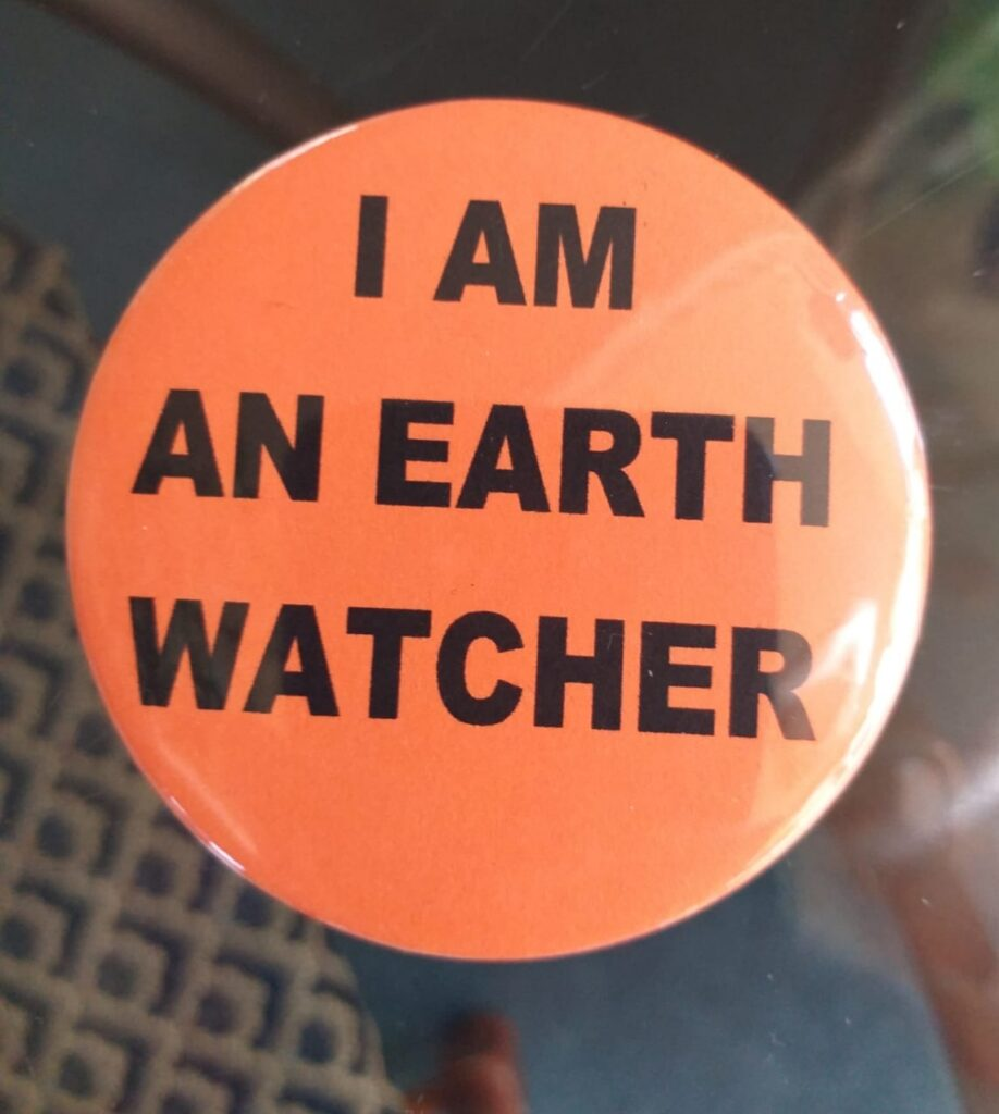 Earth-Watcher