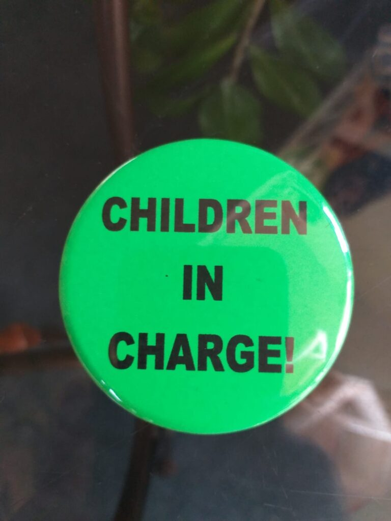 Children in Charge