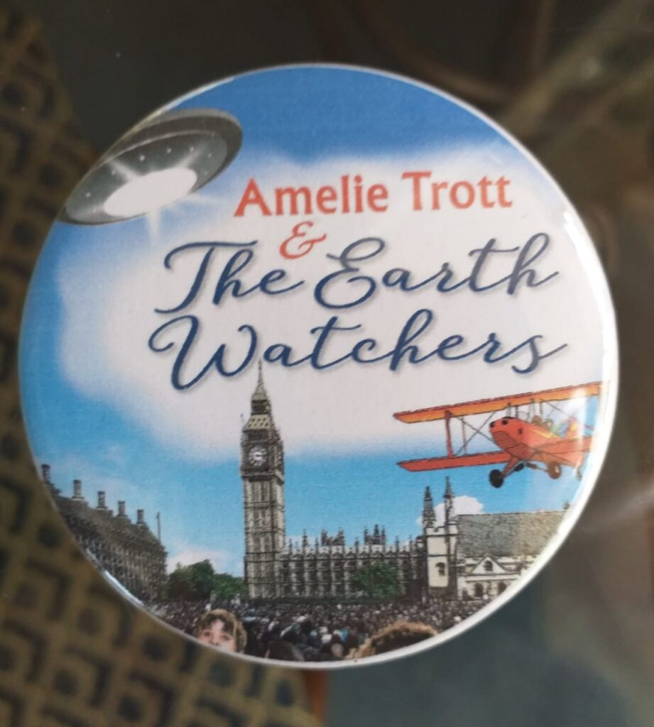 Amelie Trott Badge